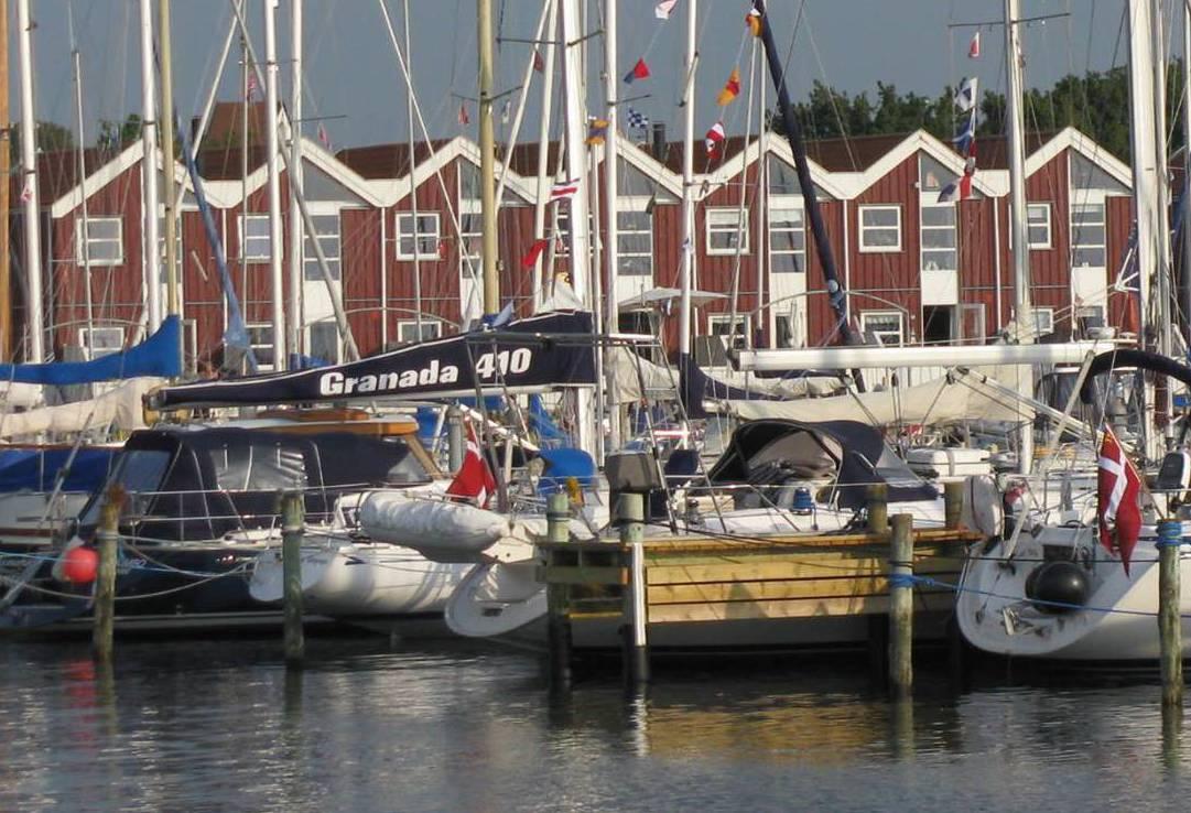 Covid19, besejling af Nibe lystbådehavn