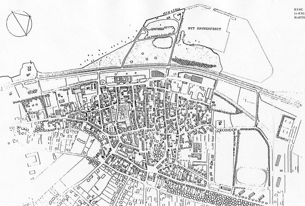 Hist - lokalplan