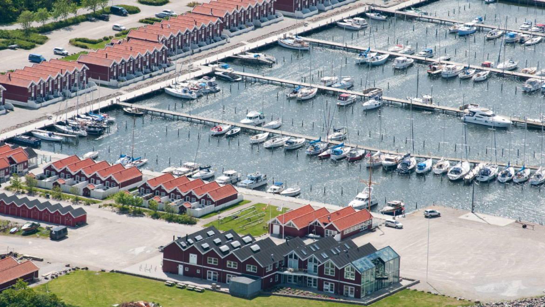 40% RABAT på køb af brugsret til havneplads