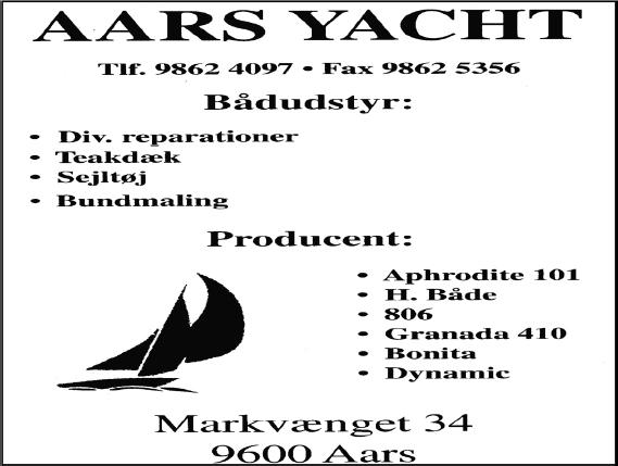Ann-11 Aars Yact