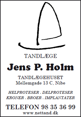 Ann-16 Tandlæge JP Holm