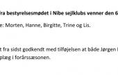Referat bestyrelsesmøde NS Venner 6.12.2017