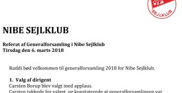 Referat generalforsamling 2018