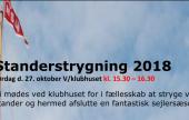 Standerstrygning 2018 – Afriggerfest 2018