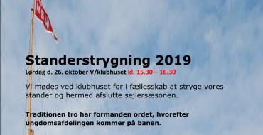 Standerstrygning 2019